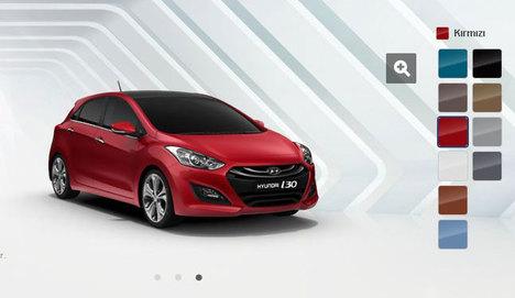 Hyundaicomtr Yenilendi Haberi Otomobilsayfasicom