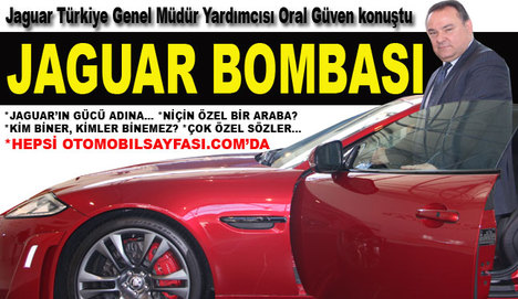 İşte Jaguar bombası