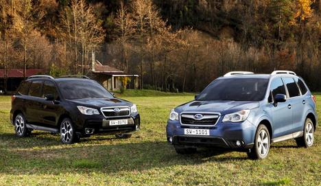 Subaru Forester'ı yeniledi