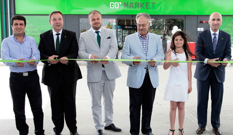 GO ikinci istasyonunu açtı