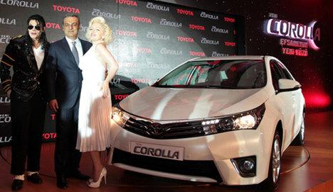 Yeni Corolla tanıtıldı
