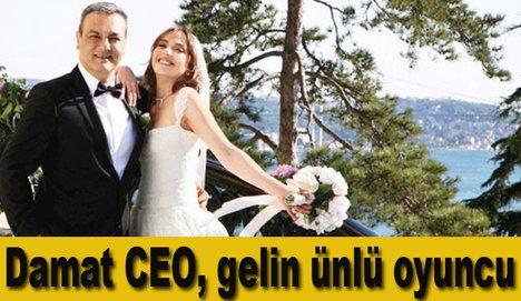 Ali Haydar Bozkurt ünlü oyuncu ile evlendi