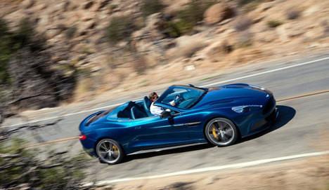 Bu Aston Martin çok konuşulacak