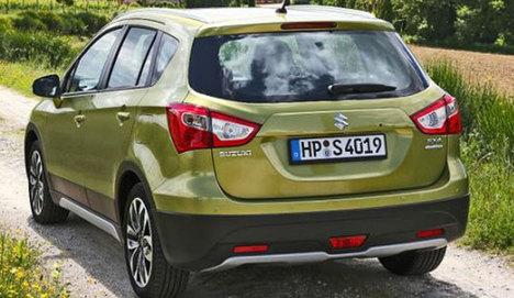 Suzuki'nin yenisi Frankurt'ta