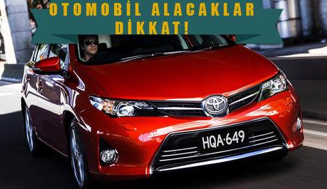 Otomobil fiyatları artacak