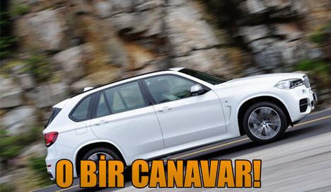 BMW'nin yeni canavarı duyuruldu