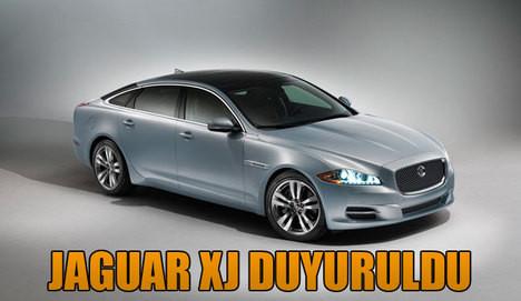 2014 Jaguar XJ duyuruldu