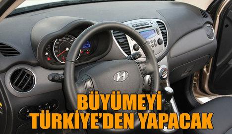 Hyundai Türkiye'den büyüyecek