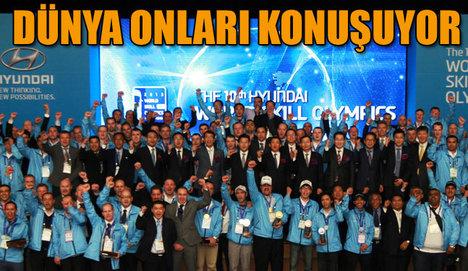 Türk teknisyenlerden üstün başarı