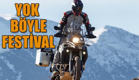 Kullanılmış motor festivali!