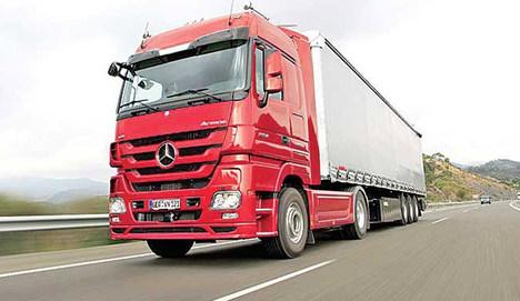 Mercedes-Benz Türk yıldızları Comvex'te