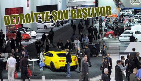 ABD otomotivinden Detroit'te gövde gösterisi