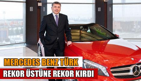 Mercedes Benz Türk büyük oynuyor