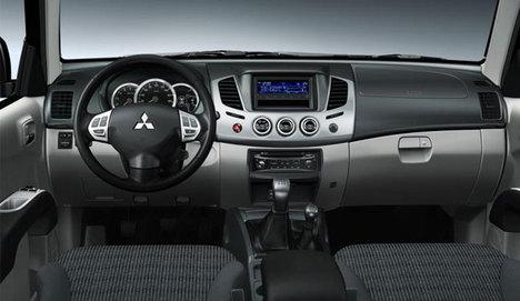  Mitsubishi Pick-up'ta lider oldu