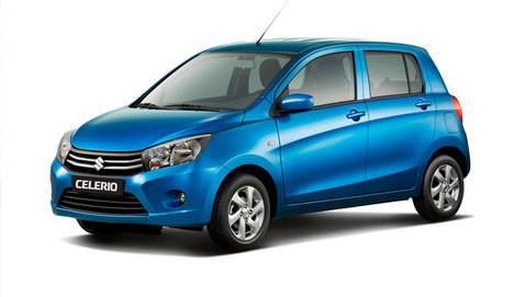 Suzuki'nin Yeni Tasarımı ''CELERIO''