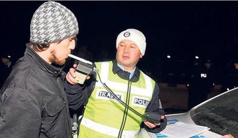 Alkollü sürücüler için radikal kararlar