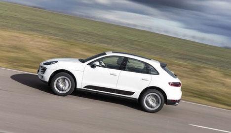 Porsche Macan Türkiye fiyatı belli oldu