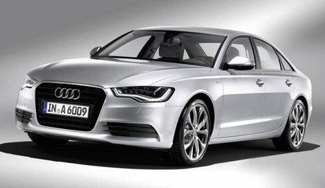 Audi A6'ya güvenlik ödülü