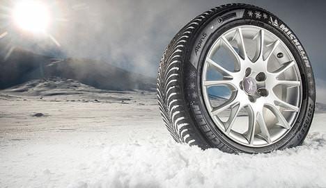 Michelin tek tuşla sürücülerin hizmetinde