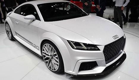 Bu Audi çok konuşulacak
