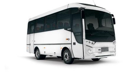 Otokar 9 yeni modelle Busworld'e katılıyor