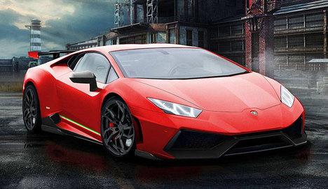 Lamborghini siparişe doymuyor