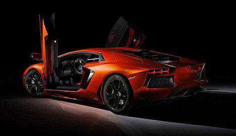 Lamborghini tanıtımında hüsran