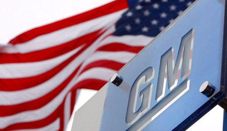 General Motors CEO'su ifade verecek