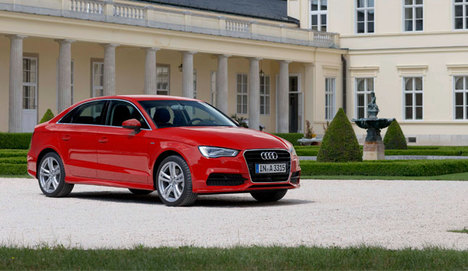 Audi, TomTom'u seçti