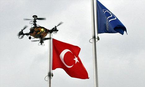 Türk öğrenciden Uçan Araba