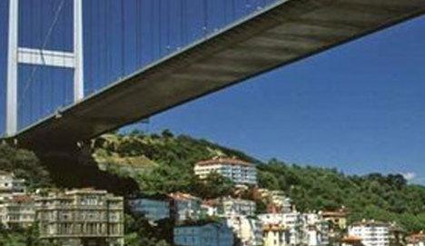 Türkiye köprülerle donatılıyor