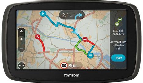 Bu teknolojiyle İstanbul trafiği rahatlayacak!