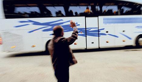 Yolcu otobüslerinde bayram bileti tükendi