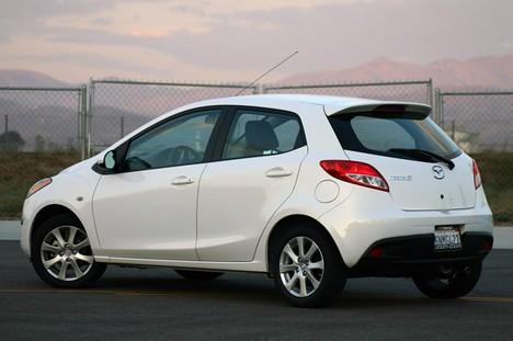 Yeni Mazda2'nin üretimine başlandı