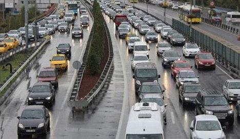 Asıl büyük trafik akşam başlayacak