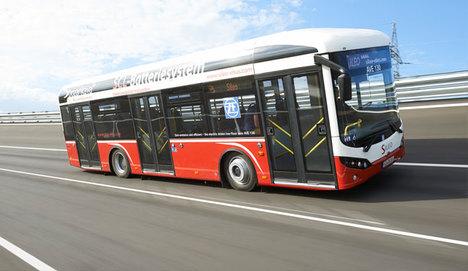 Bozankaya, elektrikli otobüsü ile damga vuracak