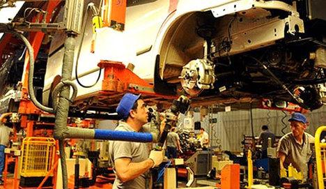 Otomotiv'de 'yerli parça' müjdesi