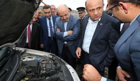 Türk mühendis geliştirdi; Yüzde 50 yakıt tasarrufu