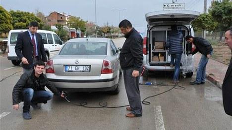 Sürücüler dikkat cezası 1755 lira