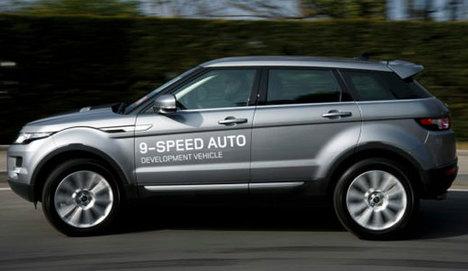Range Rover'dan dünyada bir ilk