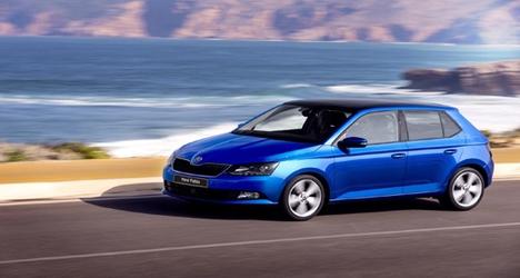 Yeni Fabia Euro NCAP'ten 5 yıldız aldı