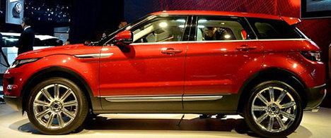 Çin işi Range Rover!