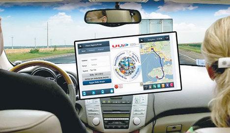 Yapay zekalı ilk yerli navigasyon: UUP