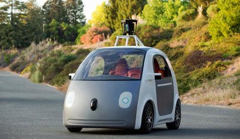 Google'ın yeni otomobili İstanbul'da zorlanmaz!