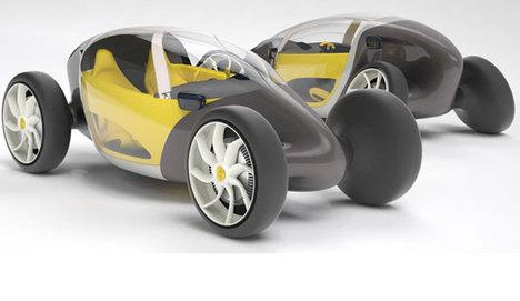 Dünya birincisi oldu! İşte geleceğin otomobili