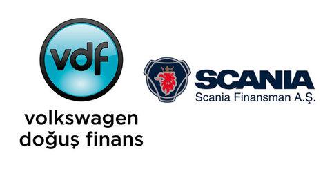 Vdf ve Scania Finansman güçlerini birleştirdi