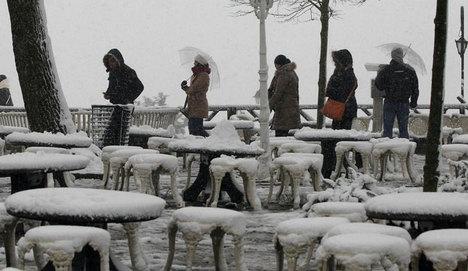 İstanbul'da hava durumu bu saate dikkat!