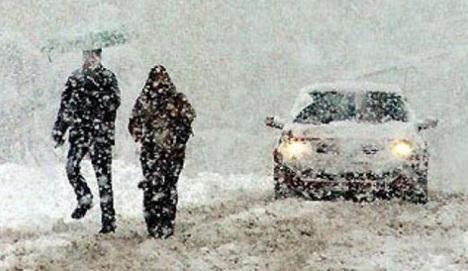 Kara kış Türkiye'yi vurdu, İstanbul'da son durum!
