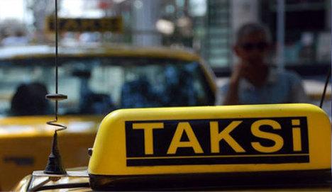 Korsan taksi mücadelesi