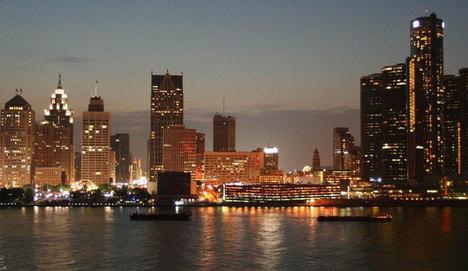 Detroit'te şov zamanı